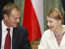 Фотогалерея: Тимошенко. Туск. Шампанское