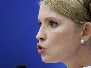 Тимошенко напомнила Ющенко, что за стабильность гривны отвечает Президент