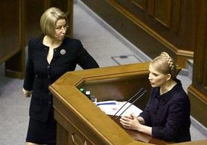 Герман о борьбе с коррупцией: Тимошенко может остаться не только без рук, но и без ног