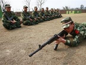 В масштабных военных учениях в Китае примут участие 50 тыс. солдат