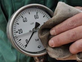 В Киеве началась процедура ограничения газоснабжения