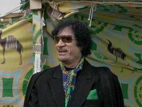 Каддафи: То, что было целью Наполеона и Гитлера, теперь является целью НАТО