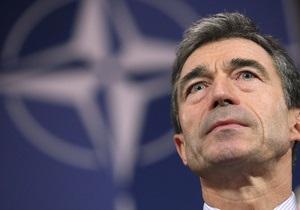 Расмуссен: Ракеты НАТО в Турции будут использовать только для обороны