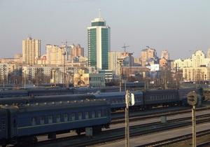 Кабмин намерен одобрить программу развития скоростного движения поездов в Украине