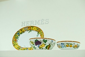 В Киеве открыт эксклюзивный салон изысканных аксессуаров для дома Hermes, Puiforcat & Saint-Louis