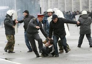 Число жертв беспорядков в Оше превысило 20 человек