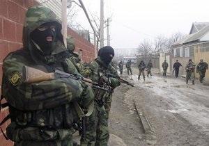 В Ингушетии смертница попыталась застрелить начальника РОВД