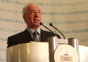 Азаров и Тигипко рассказали о принятии нового Налогового кодекса