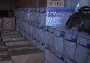 В Крыму подпольная фирма производила стиральный порошок из соли и соды