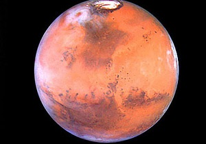Миллионы лет назад на Марсе произошел ядерный взрыв - ученый