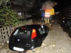 В Италии в результате наводнения погибли девять человек