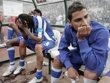 Порту исключен из Лиги Чемпионов