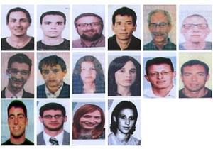 Интерпол объявил в розыск еще 16 подозреваемых в убийстве лидера ХАМАС