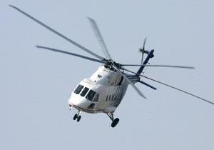 В России потерпел крушение вертолет Ми-8: есть жертвы