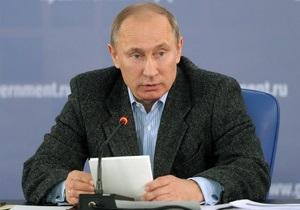 Путин на год отстрочил введение принудительных работ