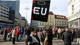 В Хорватии проходит референдум о членстве в ЕС