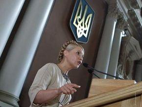 Крымские коммунисты обвинили Тимошенко в  идейном единстве с нацистами