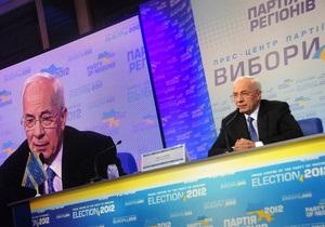 Азаров назвал перевыборы прямой угрозой демократии