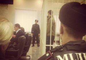 Дело Павличенко - Павличенко доставили в Апелляционный суд Киева