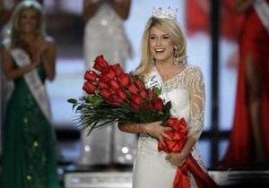 Титул Мисс Америка-2011 выиграла самая юная участница конкурса