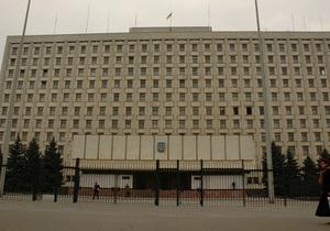 Соратник Мороза стал новым председателем Киевского облсовета