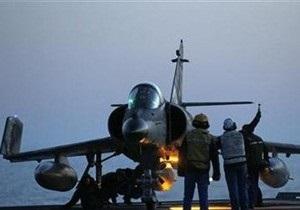 Авиация НАТО за сутки уничтожила две ракетные установки армии Каддафи