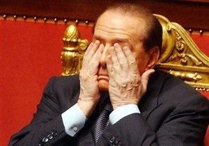 Берлускони готов отказаться от участия в парламентских выборах