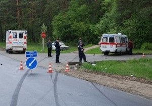 Карпачева и заместитель Тигипко попали в ДТП: новые подробности аварии