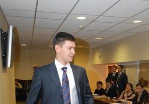 Экс-заммэра Денис Басс заявил, что находится в Украине