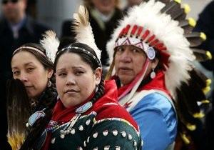Власти США выплатят индейским племенам миллиард долларов