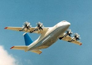 Министерство обороны России приобрело один из двух строящихся на авиазаводе в Киеве военно-транспортных самолетов Ан-70