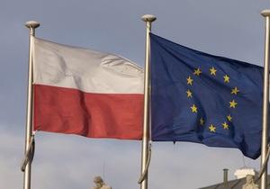 Украина и Польша договорились об отмене платы за выдачу национальных виз