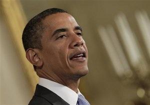 СМИ: Обама предлагает создать палестинское государство до конца 2010 года