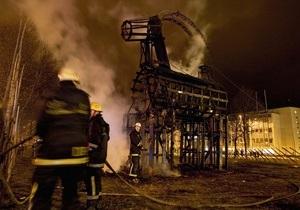 В Швеции вандалы сожгли гигантскую рождественскую козу