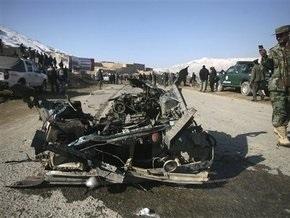 Жертвами теракта в Афганистане стали 20 человек