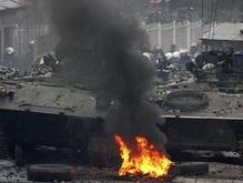 Умер украинец, раненный во время беспорядков в Косово