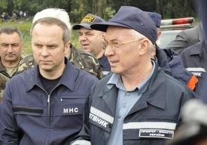 Кабмин выделил 50 млн гривен на ликвидацию последствий паводка в Черновицкой области