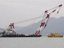 Китайцы отбуксировали украинское судно на мель
