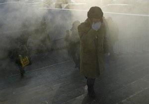 На Камчатку обрушились мощные снегопады
