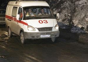 Под Киевом трое человек отравились угарным газом