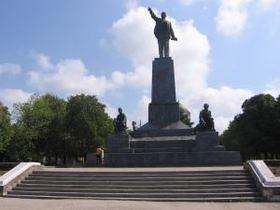 Севастопольский памятник Ленину будет охранять милиция