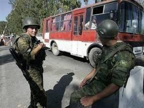 МИД Южной Осетии: Грузия стягивает бронетехнику к осетинской границе