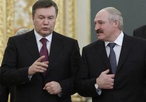 Власенко считает, что Янукович за год сделал то, что Лукашенко - за 10 лет