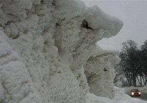 В Украине от переохлаждения и обморожения погибли 169 человек