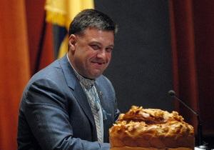 Фотогалерея: Все за одного. Съезд ВО Свобода переизбрал Тягнибока лидером партии