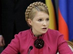 Тимошенко заявила, что парламент сможет работать и без Партии регионов