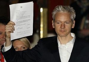 Сегодня основатель Wikileaks предстанет перед судом в Лондоне