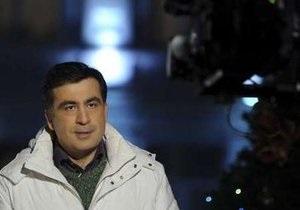 Саакашвили рассказал о грузинских наблюдателях в Украине