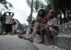 Американцы собрали для жителей Гаити $10 млн с помощью SMS
