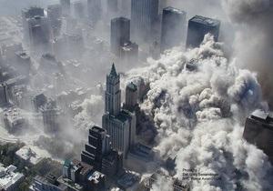 Обнародованы ранее неизвестные фотографии теракта 11 сентября